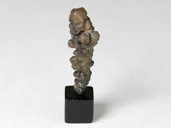 Arborescent copper specimen, 1:12 scale dollhouse display, different view