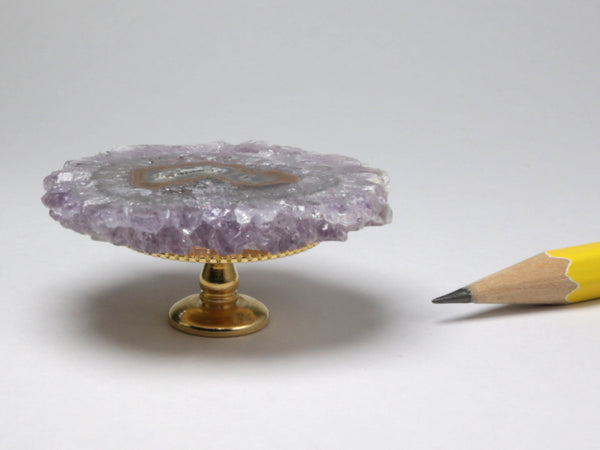 Amethyst 1:12 display stand or 1:24 coffee table