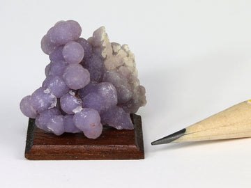 Grape agate, Indonesia