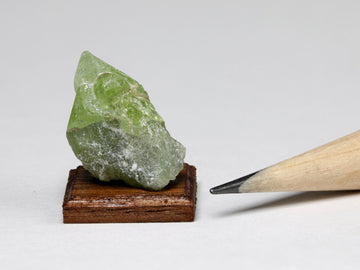 Peridot from Pakistan, August birthstone