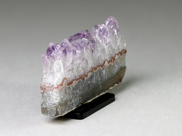 Dollhouse miniature amethyst slab
