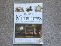 Making Miniatures project book, Dodge