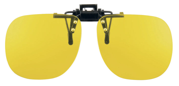 Clip-on lenses - yellow colour