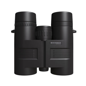 Black Binoculars with small Eschenbach logo