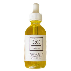 So Luxury Sweet Orange Body Oil