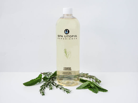 Spa Utopia - Rosemary Mint Shampoo