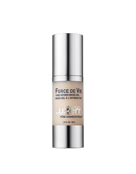 Luzern Force De Vie Pure Oxygen Micro-Gel 30ml