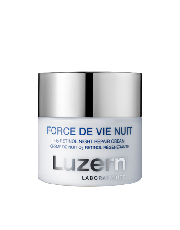 Luzern Force de Vie Nuit (Night) Cream 60ml