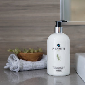 Spa Utopia - Rosemary Mint Body Lotion