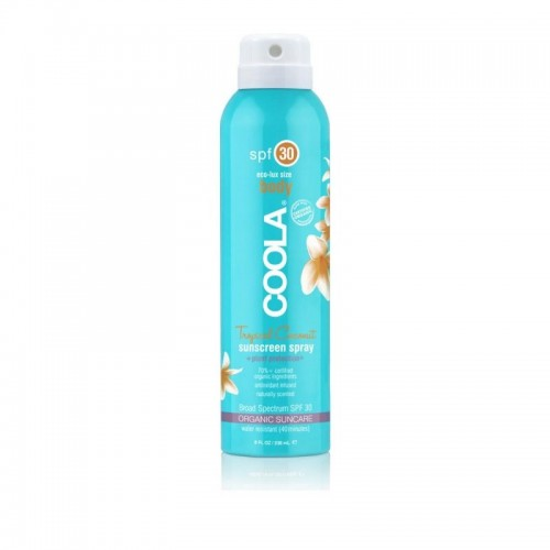 Coola Tropical Coconut SPF 30 Body Sunscreen Spray