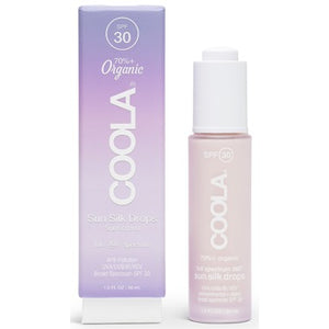 Coola SPF 30 Sun Silk Drops 30ml