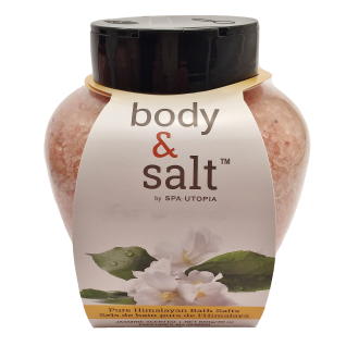Body & Salt Pure Himalayan Bath Salt - 30 oz - Jasmine