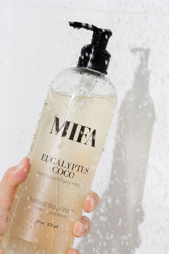 MIFA Eucalyptus Coco Body Wash