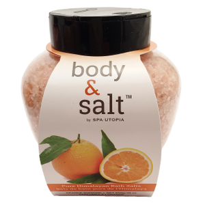 Body & Salt Pure Himalayan Bath Salt - 30 oz - Orange
