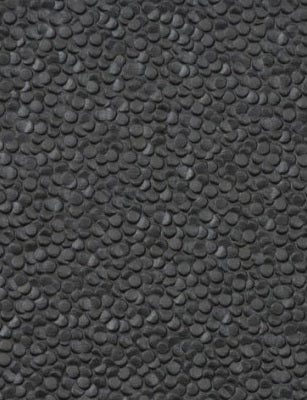 Embossed Pebble Paper - Black
