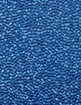 Embossed Pebble Paper - Blue