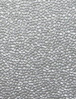 Embossed Pebble Paper - Silver