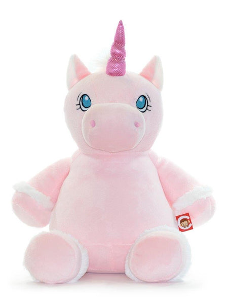 Personalised Unicorn Cubby (Pink)