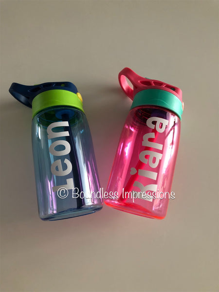 Personalised Kids Drink Bottles