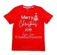 Christmas - Short Sleeve Tee