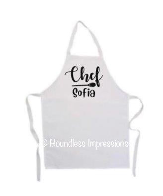 Personalised Apron (Kids)