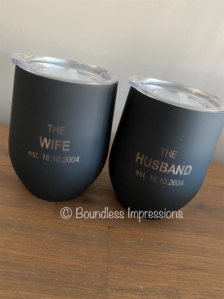 Personalised Insulated Mugs