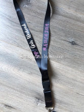 Load image into Gallery viewer, Personalised Lanyards