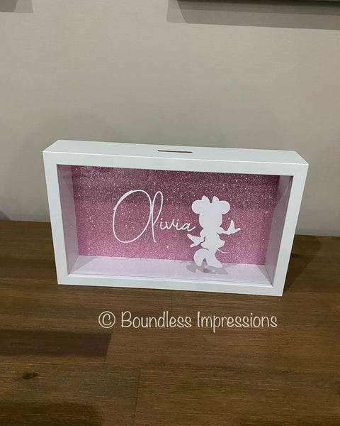 Personalised Money Box (Large)