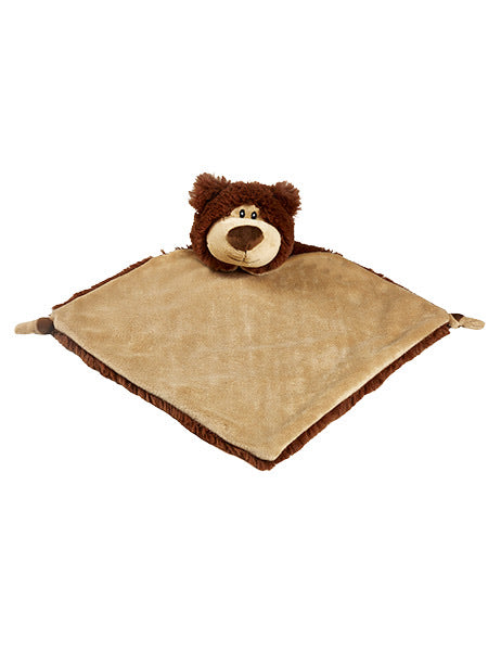 Personalised Security Blanket - Bear