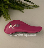Personalised Detangle Brushes
