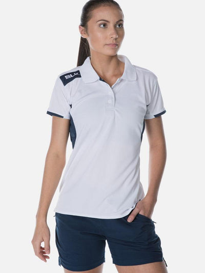 Blk Tek 6 Polo Ladies