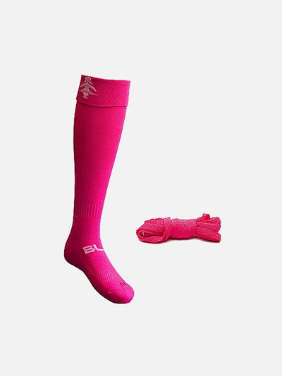 Pink Sports Day Socks & Laces Pack Accessory