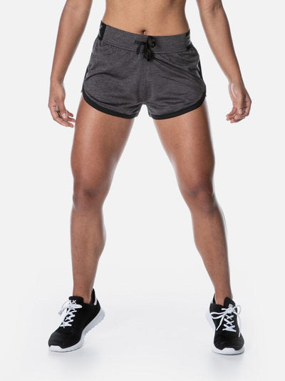 Lifestyle Training Short Charcoal Shorts