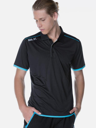 Performance Polo Mens Black