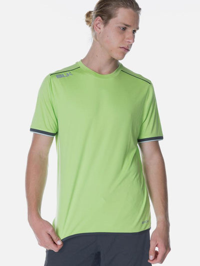 Performance Mens Tee Lime