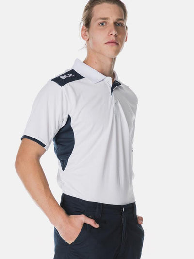 Blk Tek 6 Polo Mens White Xxs /