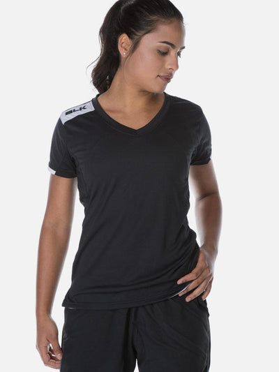 Tek 6 Ladies Tee Black