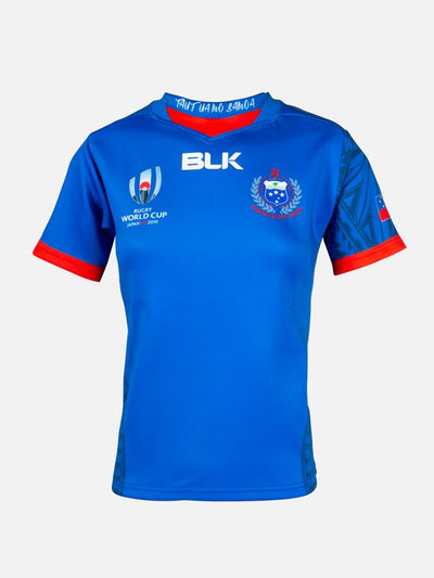 Samoa Rwc Jersey Home Ladies