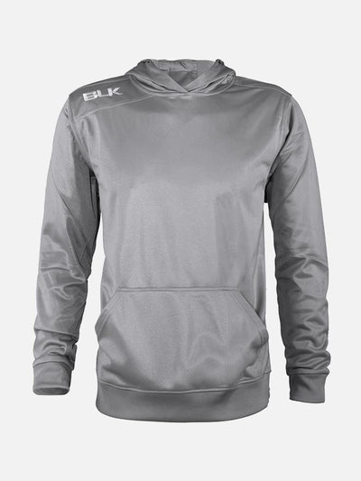 Blk Junior Match Hoodie Grey