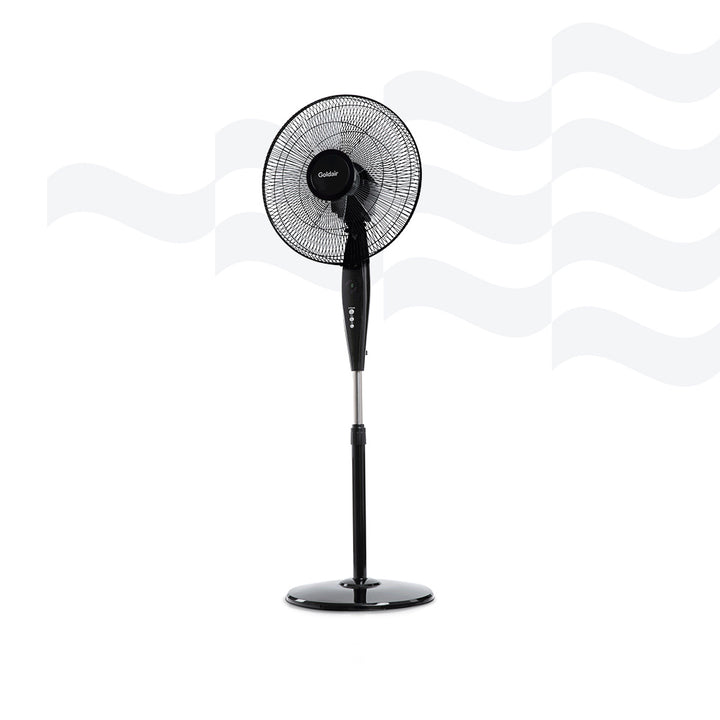Pedestal Fan with Figure 8 Oscillation 40cm GCPF290