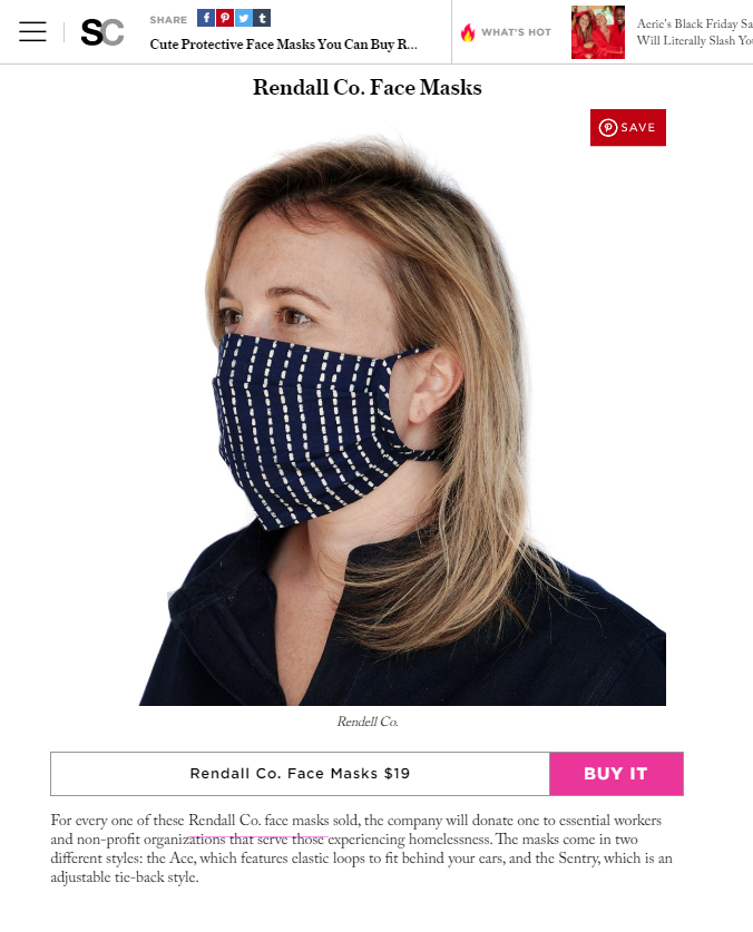 Cute Protective Face Masks You Can Buy Right Now To Prevent The Spread Of Germs