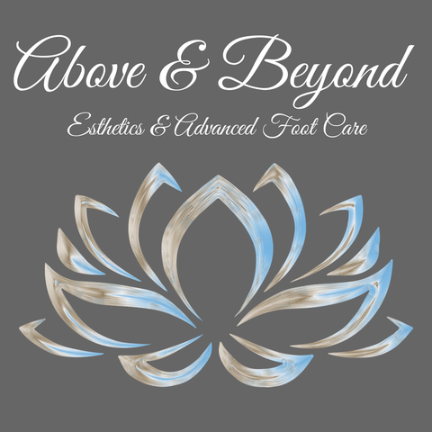 Above & Beyond Esthetics and Advanced Footcare