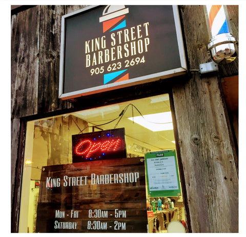 King Street Barbershop