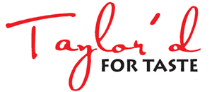 Taylor'd for Taste Personal Chef Service