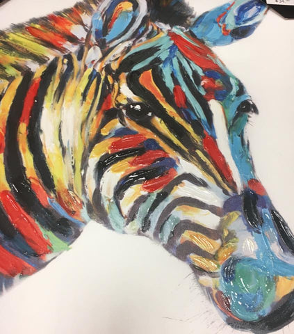 A Zebra of a Different Stripe. Gallery of Gifts