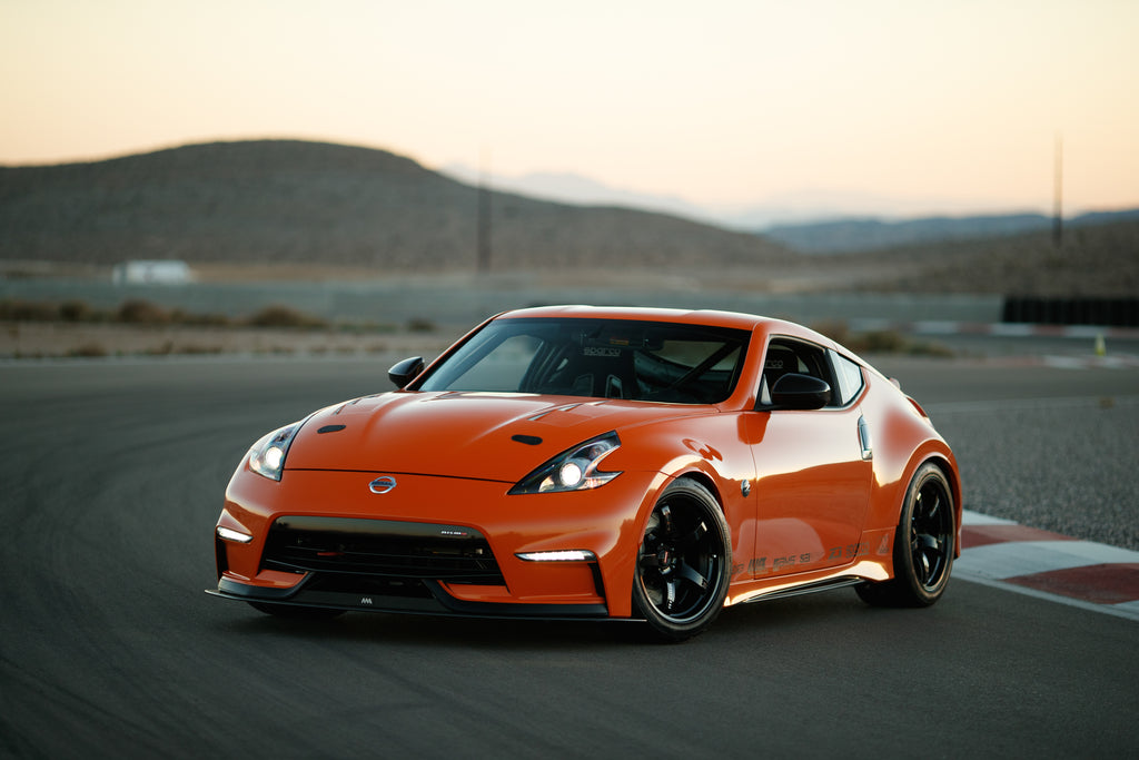 MA-Motorsports and Nissan Motorsports team up to build the ultimate 370Z Track Day car...