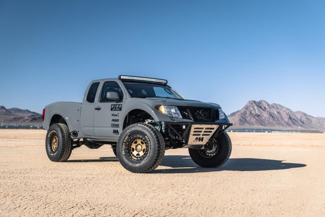 Nissan Desert Runner Build Tour