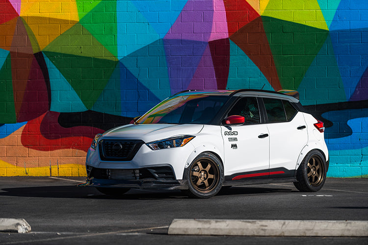 Nissan Kicks Street Sport Build Tour