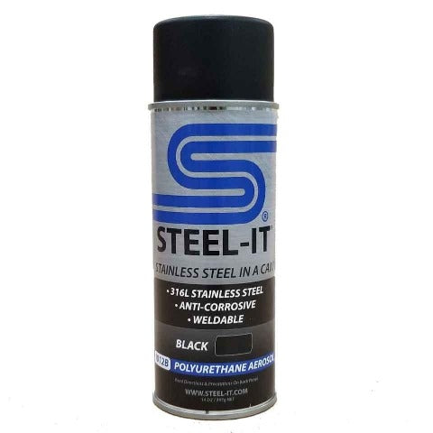 Steel-It Black