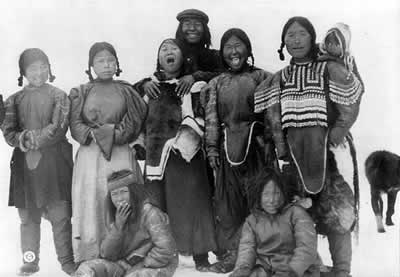 The Inuit People of the Arctic